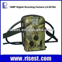 InvisibleTrail Camera Ltl-5210A with IR Function