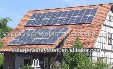 4000w 500 to 5000W for all family solar home light system