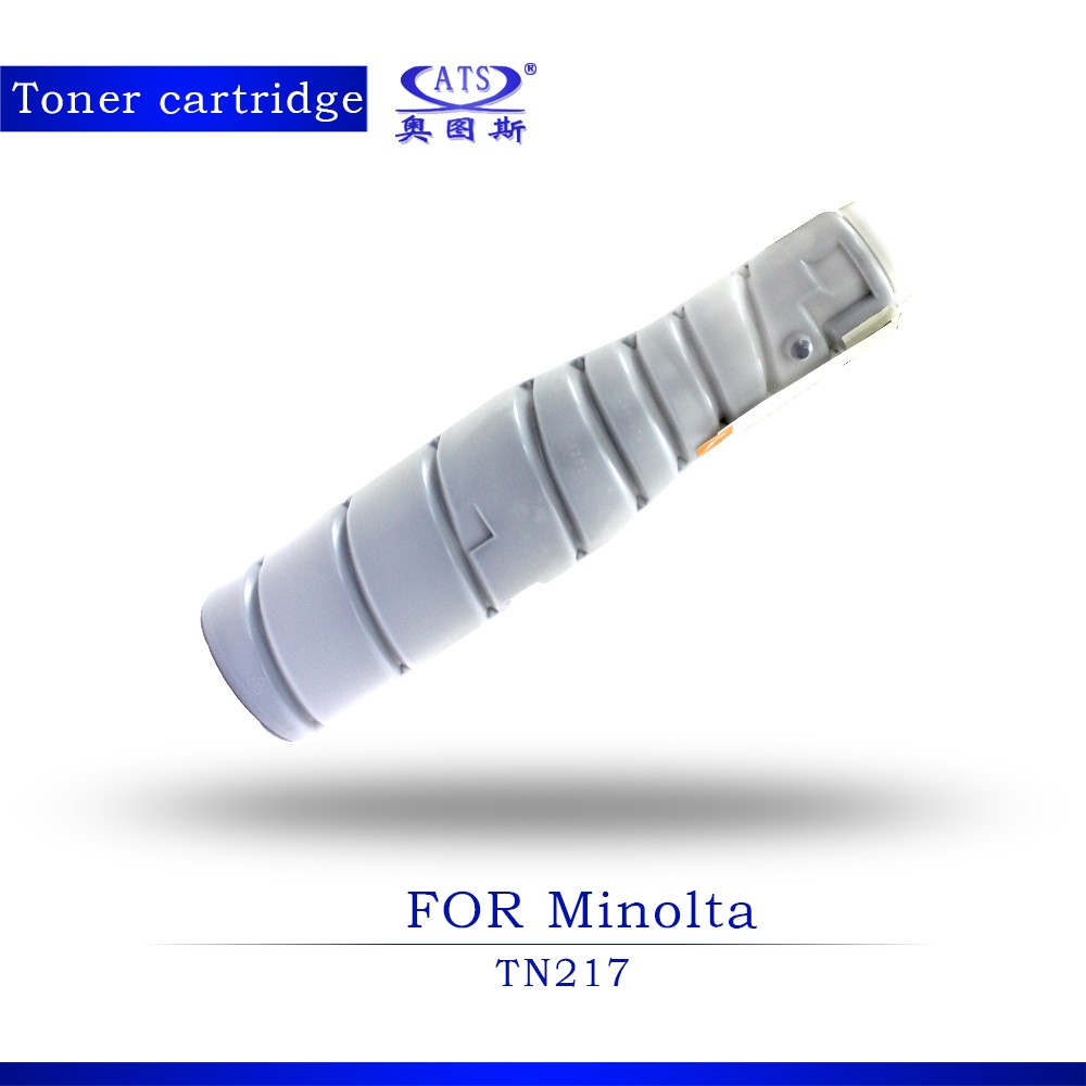 for Minolta tn217 toner cartridge copier spare part