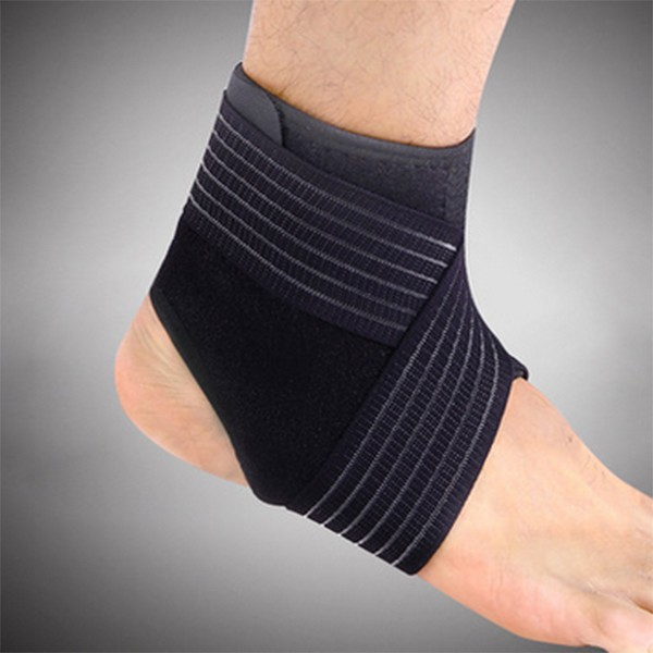 wholesale alibaba Pressured athletic ankle wraps for sprains achilles wrap brace