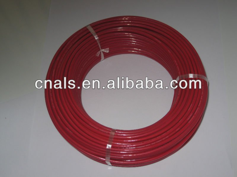 THHN THWN Nylon Electrical Wire 8 AWG Solid