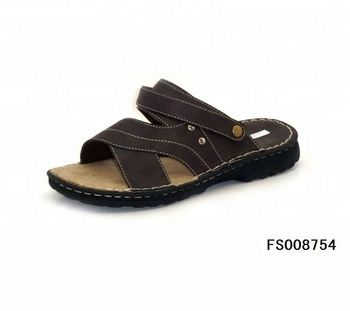 775abfdb461d0 Pu Leather Men Casual Sandals And Arabic Slippers - Buy Mens Leather  Sandals,Pu Men Sandals,Men Pu Sandals And Slippers Arabic Slippers Product  on ...