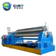 China supplier Four rollers rolling machine with pre-bending and cone rolling functions without any added part