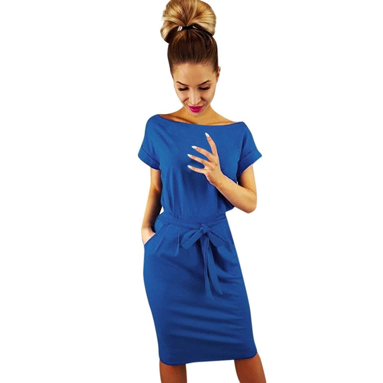 Get Quotations · Handyulong Fashion Women s Dresses d4f3504cd346