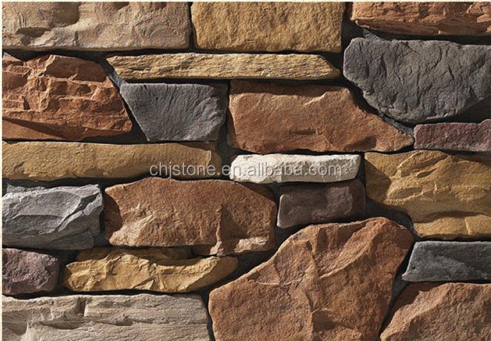 Venta al por mayor piedras para decorar fachadas compre for Piedra artificial decorativa