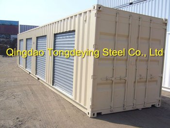 Container Storage Cube/40ft Modifed Container Garage