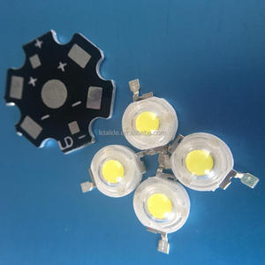 free sample 3w high power led 18000k for truck led lights