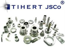 Tihert JSCo - Spare Parts, machined parts, mechanical parts