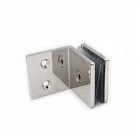 Stainless steel 304 Fixed Wall Mounted Glass Clamp