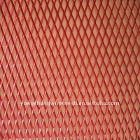 Plastic Coated Decorative Expanded Metal Mesh Manufacturer