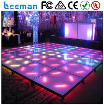 Interactive Multifunction Led Dance Floor Screen Led