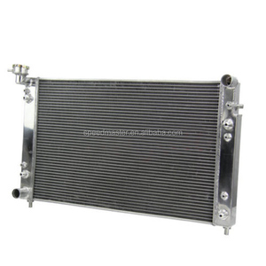 Aluminum radiator FOR H olden C ommodore SUPERCHARGED ECOTEC 3.8 V6 97-02 00 01
