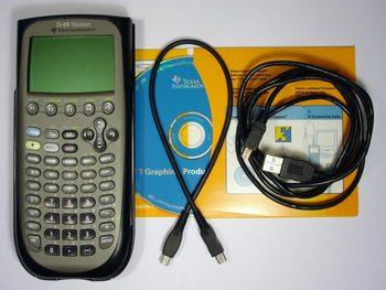 Ti-89 titanium calculator single copco educational products.
