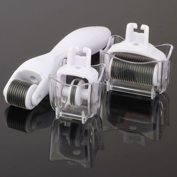 2016 Hot sale 3 In 1 Derma Roller Rejuvenation Derma Rollers And Micro Needle