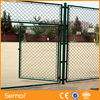 Hot dipped galvanized chain link dog fence(anping factory ISO9001)