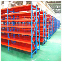 Q235 Cold-Rolled Steel mobile phone storage rack for warehouse shelf