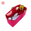 hot selling popular Felt Purse Bag Organizer for office ladies