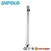 Square Wall Mount 40cm Shower Arm Columns For Shower Head SA003