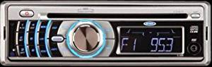 Jensen JCD3010 AM/FM/CD Stereo, 12 Volt DC, 4x40W Output power, Non-detachable faceplate, Stereo Aux. audio input, DIN (sleeve-mount) chassis design, Full electronic CD control (Play/Pause/Track up/down/Scan/Random/Repeat), USA AM/FM Tuner w/ Station presets (18 FM/ 6 AM), Auto Store (AS), 3.5mm