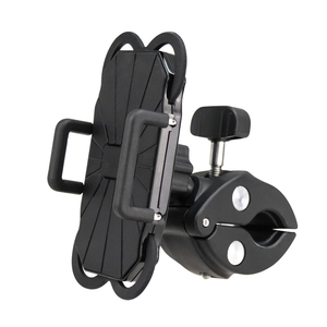 Cell Phone Holder For Bicycle Universal 360 Degree Adjustable Rotating For Mobile Phone