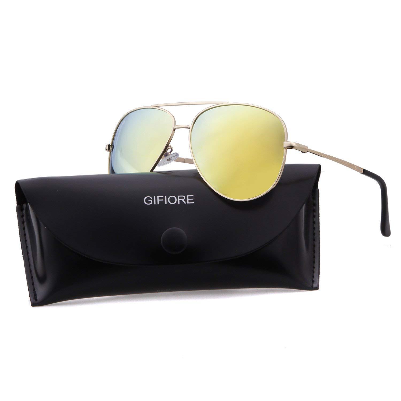 385a2942c9 Get Quotations · Aviator Sunglasses Flat Lense For Men Women Fashion  Accessories