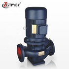 isw automatic centrifugal booster pump horizontal pipeline inline dirty water jockey pump manufacturers