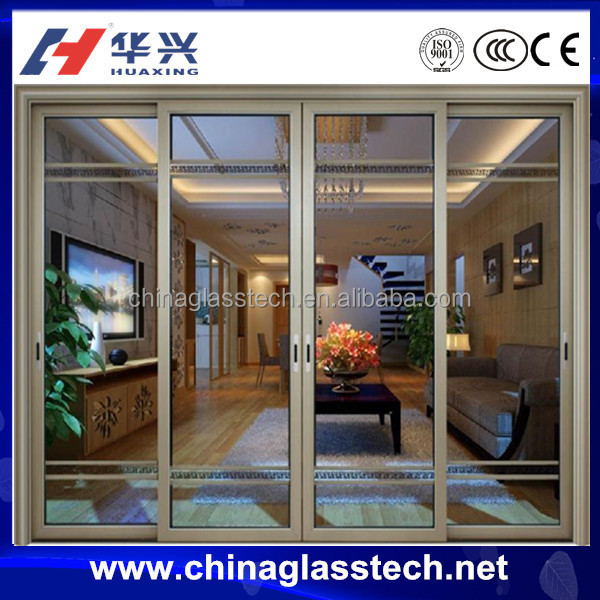 CE&ISO New Design Security Pivot Entry Door