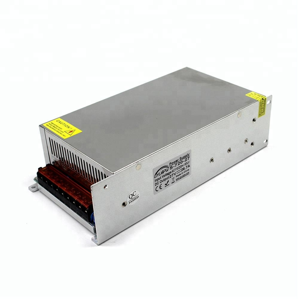 AC 110V-240V To DC 24V 10A CNC Stepper Driver Power Supply PUS For CNC Router