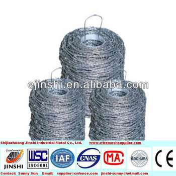 High Quality Barbed wire (18 yeas factory)