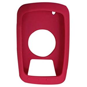 Protective Case - SODIAL(R)Silicone Bag Protective Case Cover Shell for Garmin 800 810 Edge Color: Red