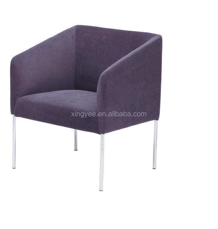 Sessel Moderne Wohnzimmer Lounge Möbel Restaurant Verchromtem Edelstahl  Sofa Stuhl Samt Stoff Quadratischen Sesseln - Buy Sessel,Stühle Und Tische  ...