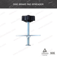 Disc Brake Pad Spreader Installation Caliper Piston Compressor Steel Press Tool(VT01169)