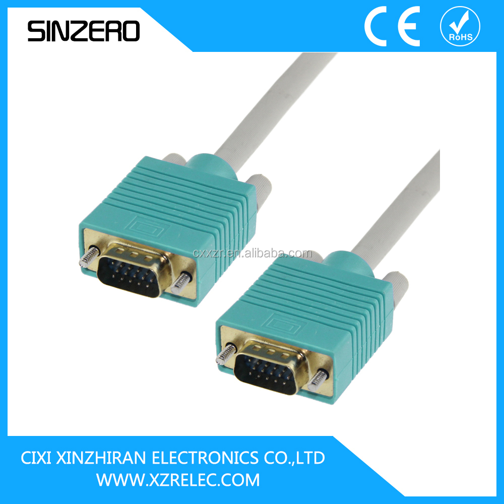 Rgb Vga Cable/vga Coaxial Cable Converter Xzrv001/vga Cable Max ...