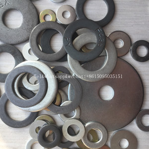 Spring clip washer single coil washer shim washers for nuts
