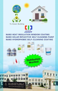 Heat Shield Coating For Glass With High Transparent Anti Uv - Buy Heat  Transparent Insulation Glass Coating,Heat Proof Glass Coating,Glass Coating  For