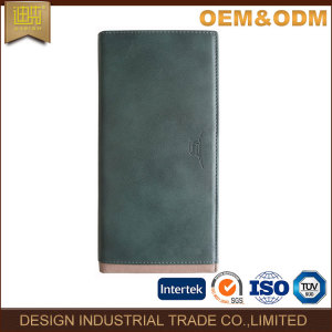2018 china custom made European style billfold portfolio