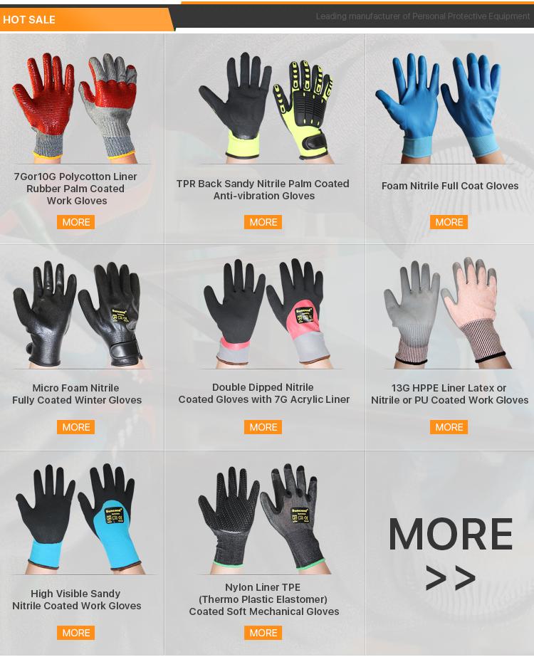 Sarung Tangan Sekali Pakai Malaysia Warna Biru Sarung Tangan