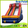 New Point PVC trampoline China Cheap Inflatable Slide For Sale