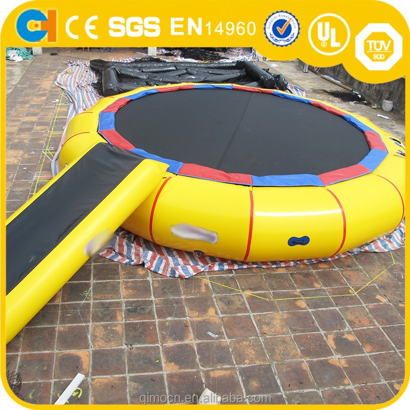 Inflatable trampoline for children,Inflatable trampoline for sale,Customized water bouncer