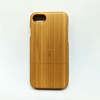 100% Natural bamboo cell phone case for iphone 7