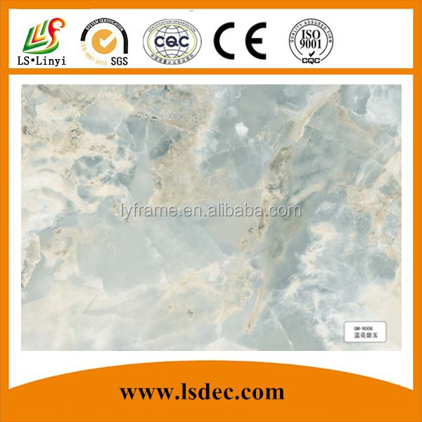 pvc imitated marble board imitation marble pvc
