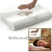 Visco Elastic Memory Foam Contour Shape Head Sleeping Pillow