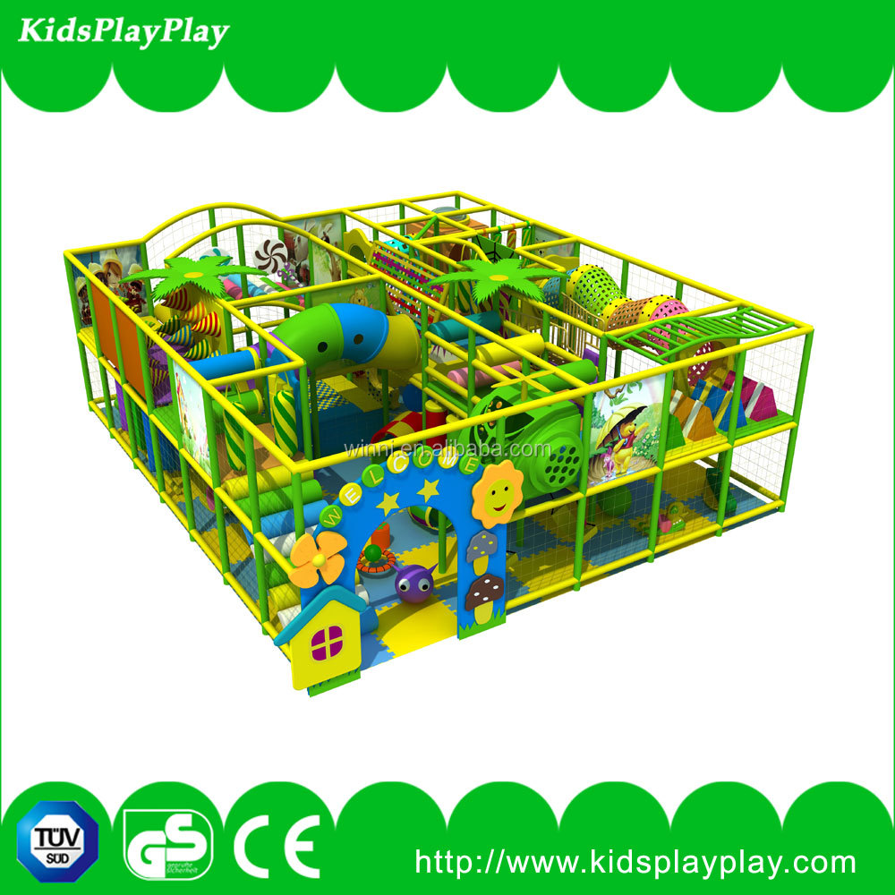 Children Playground Equipment Manufacturers Kids indoor playground