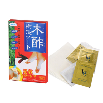 Relax Health bamboo detox foot patch japan