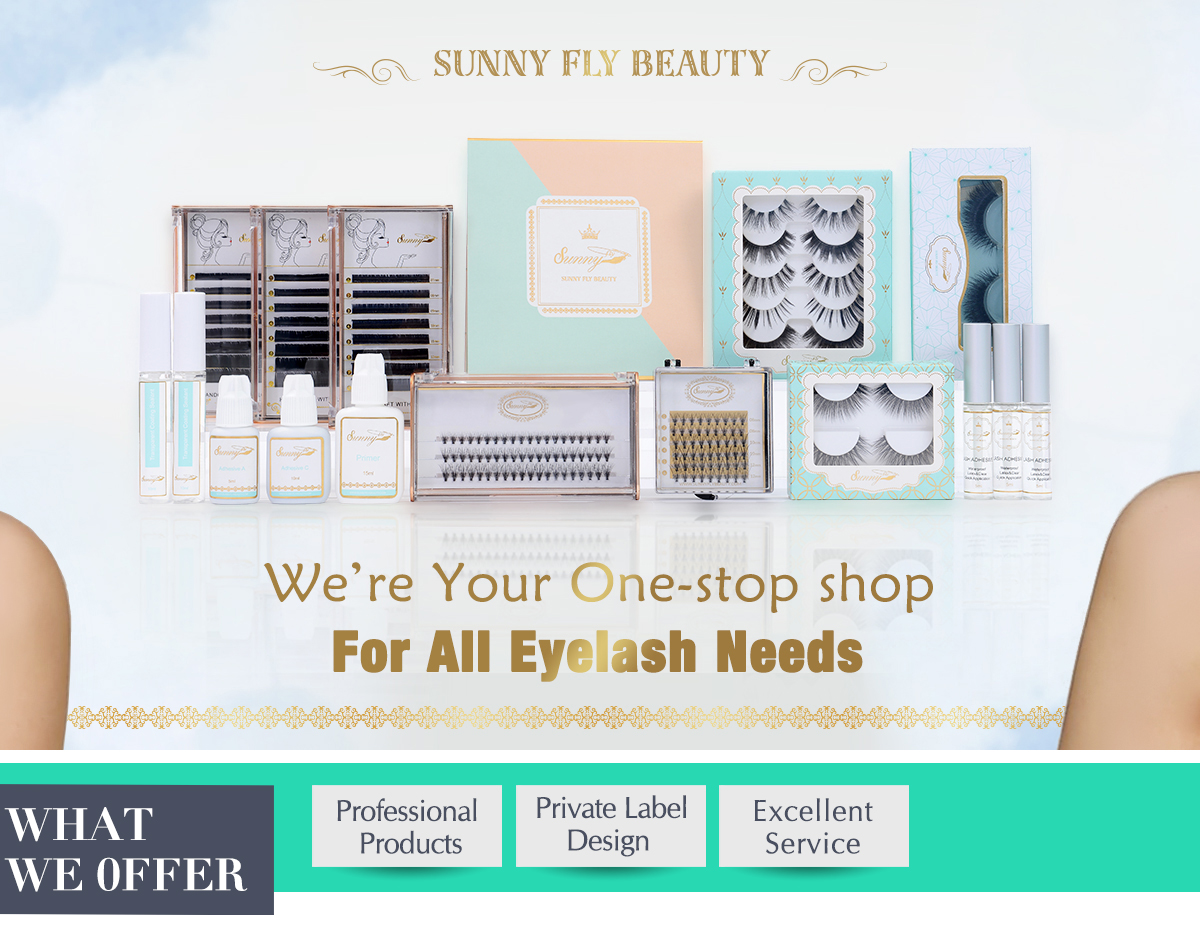 8d6732b4e2c Shijiazhuang Sunny Fly Beauty Trading Co., Ltd. - False Eyelashes