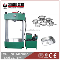 2 ton portable hydraulic press, punching machines press machine