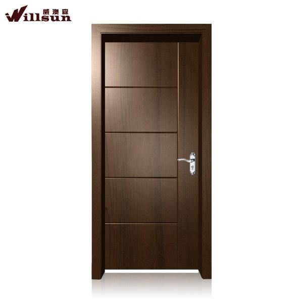 High Quality Interior Door Frame Door Best Wood Door