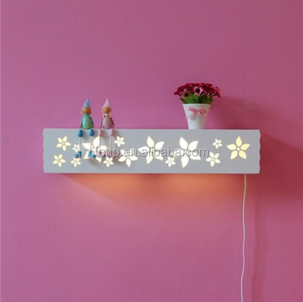 Mode-stijl gesneden decoratieve muur lamp voor woonkamer conner ...