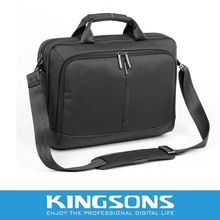 "2012 latest design business serise 14.1"" nylon laptop messenger bag"