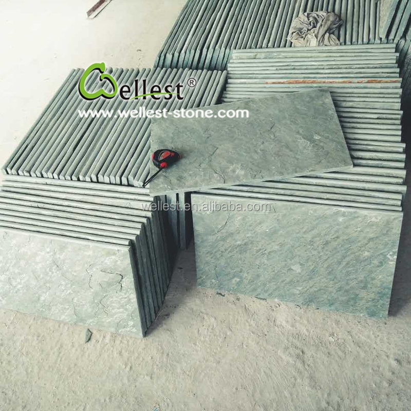 Slates per square meter in wall mirror cabinet
